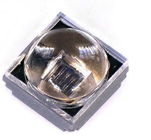 Hermetic SMD (Large Die) with lens New Concept !